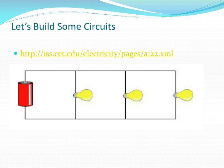 PPT - Circuit Building Online! PowerPoint Presentation - ID:2454267