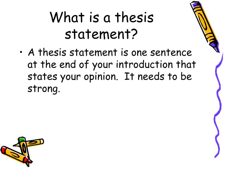 difference between introduction and thesis statement A thesis statement defines the scope and purpose of the paper  are  unnecessary, since mentioning the stories in the introduction already tells the  reader this.