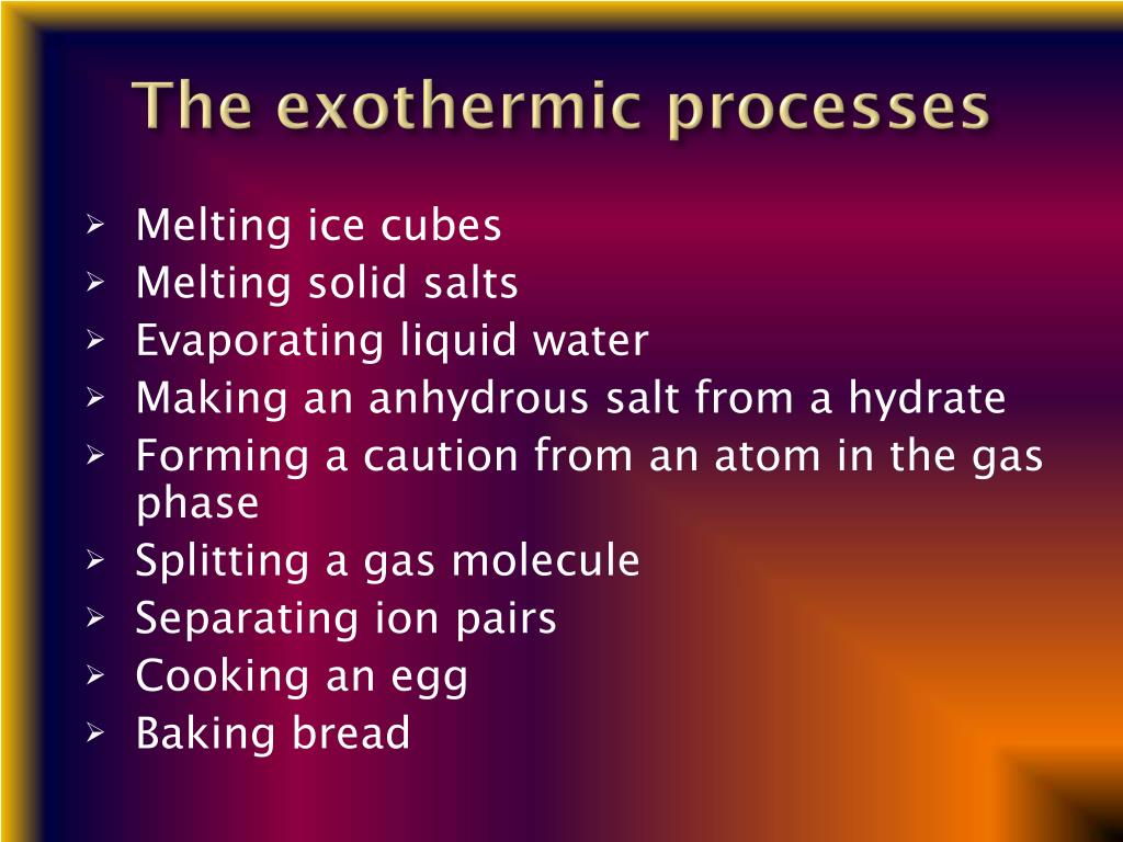 Ppt Endothermic Vs Exothermic Reactions Powerpoint Presentation Free Download Id 2455578