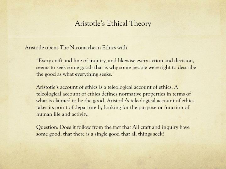 aristotles moral theory Aristotle's theory of moral insight (review) a w h adkins journal of the history  of philosophy, volume 23, number 4, october 1985, pp 581-583 (review.