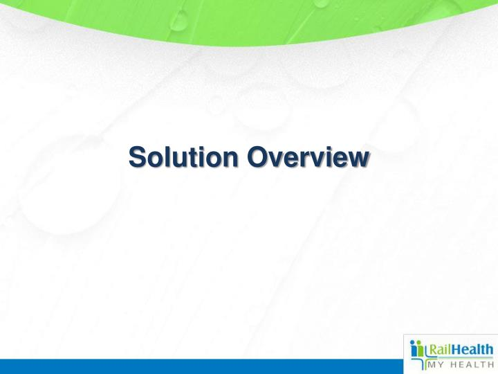 solution overview n.