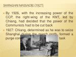 shanghai massacre 1927