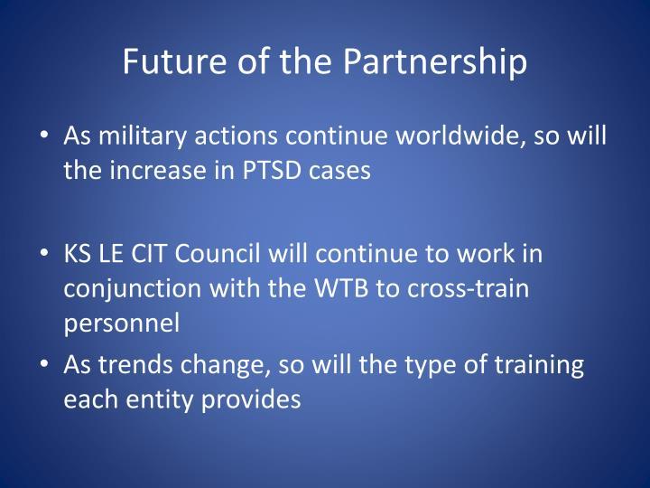 Future of the Partnership