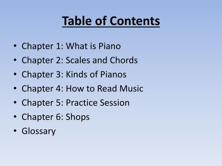 Ppt Piano Powerpoint Presentation Id2456502