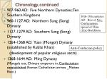 chronology continued1