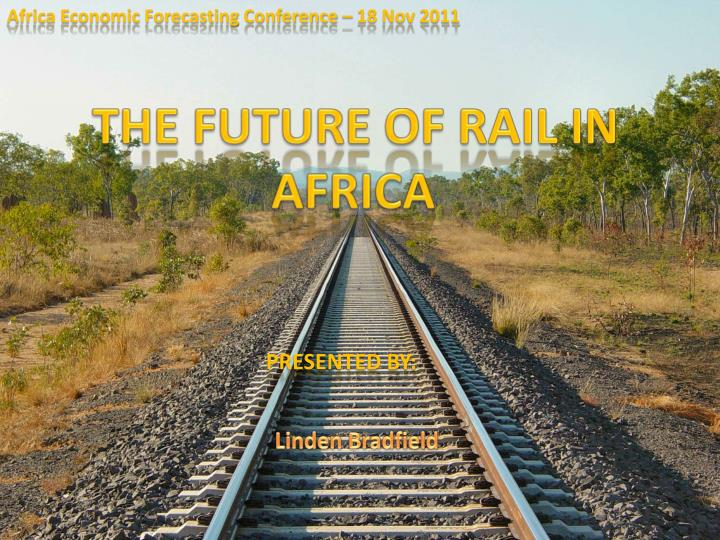 the future of rail in africa n.