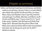 chapter 11 summary