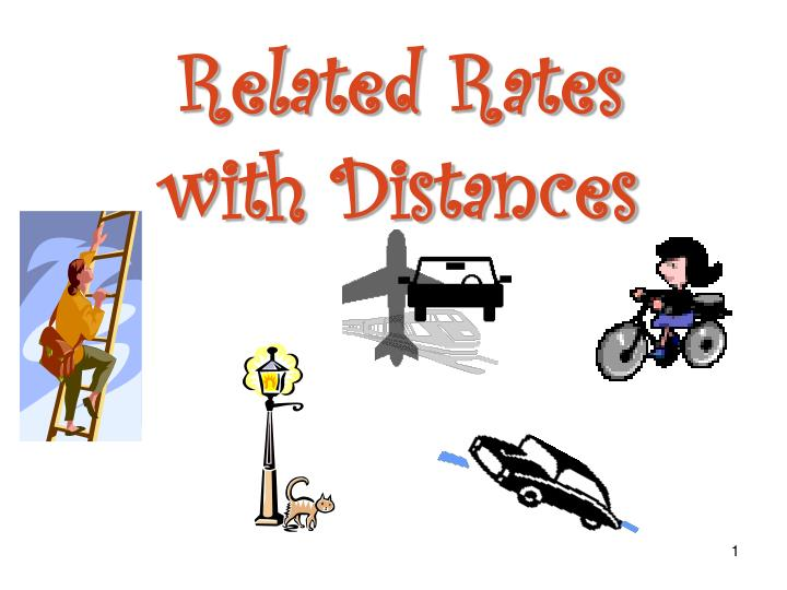 related rates with distances n.