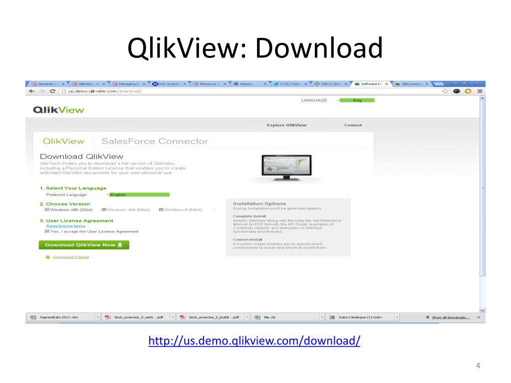 Qlikview Tutorial Download