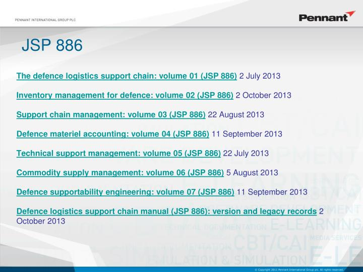 JSP 886
