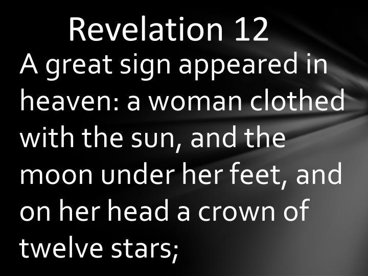 Revelation 12
