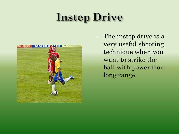 Instep Drive