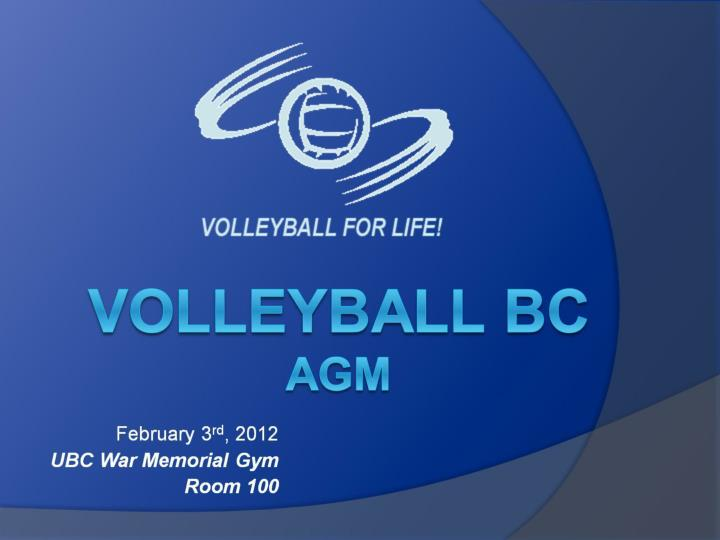 volleyball bc agm n.