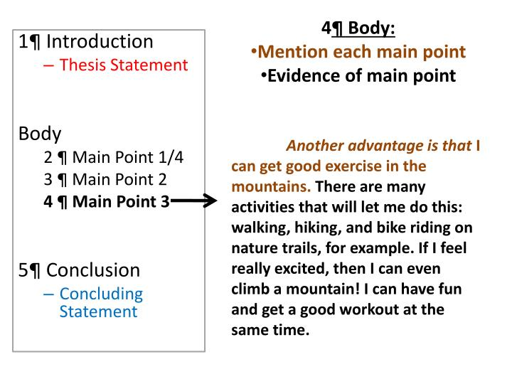 PPT – Writing an Essay PowerPoint presentation | free to ...