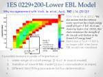1es 0229 200 lower ebl model