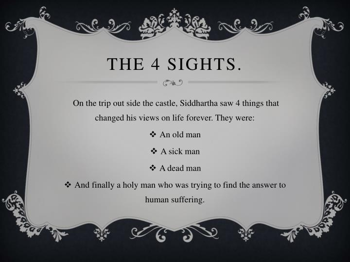 The 4 sights