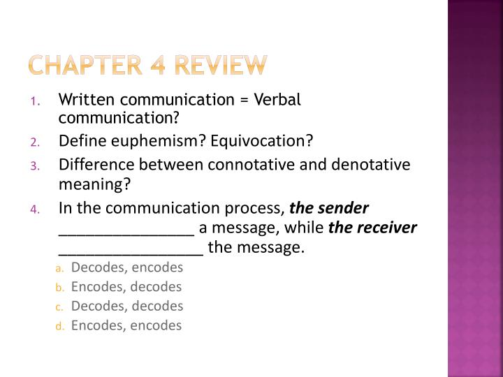 discuss what is meant by encoding and decoding how do these two processes differ from radio versus t Semiotics for beginners daniel chandler encoding/decoding  this unfortunately tends to make these processes sound too programmatic: the use of these terms is of course intended to emphasize the importance of the semiotic codes involved, and thus to highlight social factors.