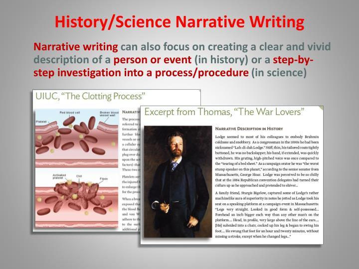 History/Science