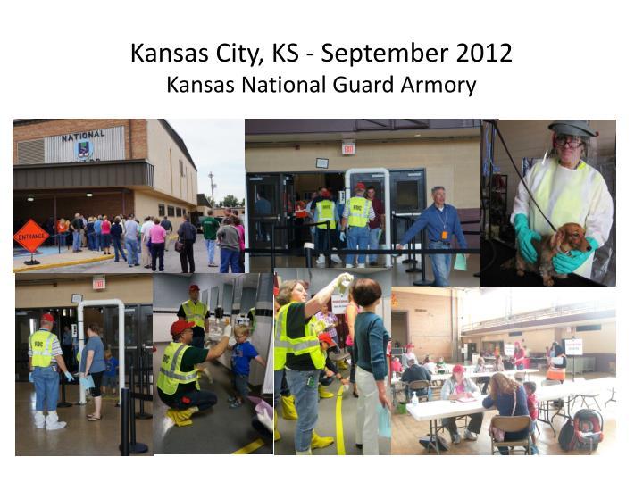 Kansas City, KS - September 2012