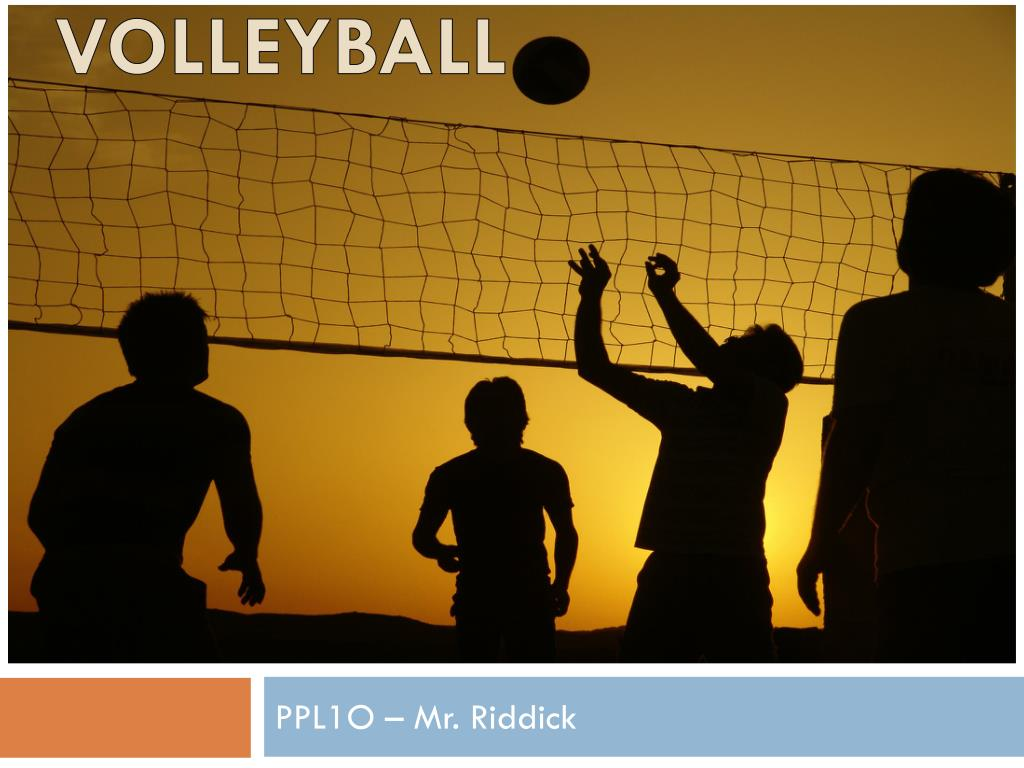 Ppt Volleyball Powerpoint Presentation Free Download Id 2459819