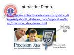 interactive demo