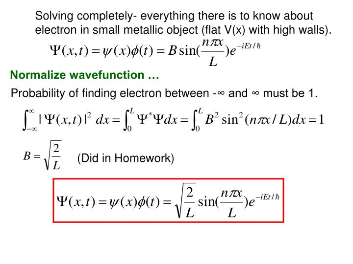 Solving completely- everything there is to know about