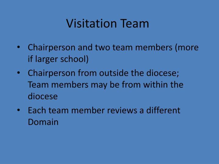 Visitation Team