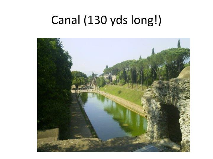 Canal (130