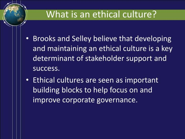 why is an ethical corporate culture important Encyclopedia of ethical failure the future of business ethics: hyper-transparency and other global trends the keys to running an ethical organization how to be an authentic and ethical leader [video] how important is corporate culture.