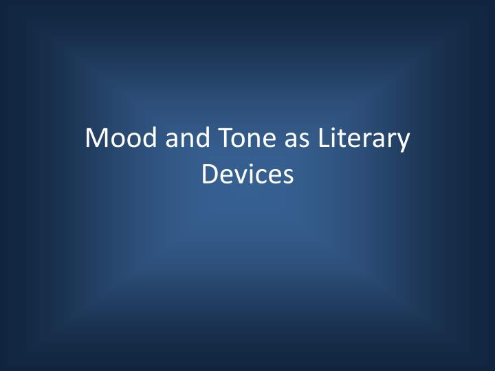 mood and tone as literary devices n.