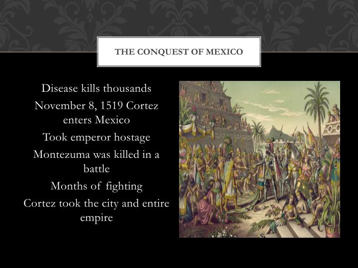 the conquest of mexico 2 essay View conquest of mexico research papers on academiaedu for free.