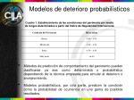 modelos de deterioro probabil sticos1