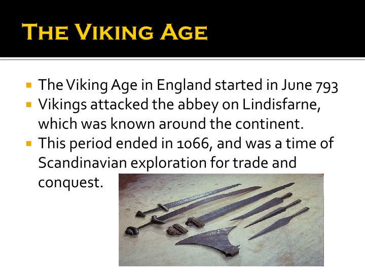 why did the vikings invade england Bbc history loot why the vikings came to britain why did they invade england (and scotland, wales and ireland) were more than any other single event, the.