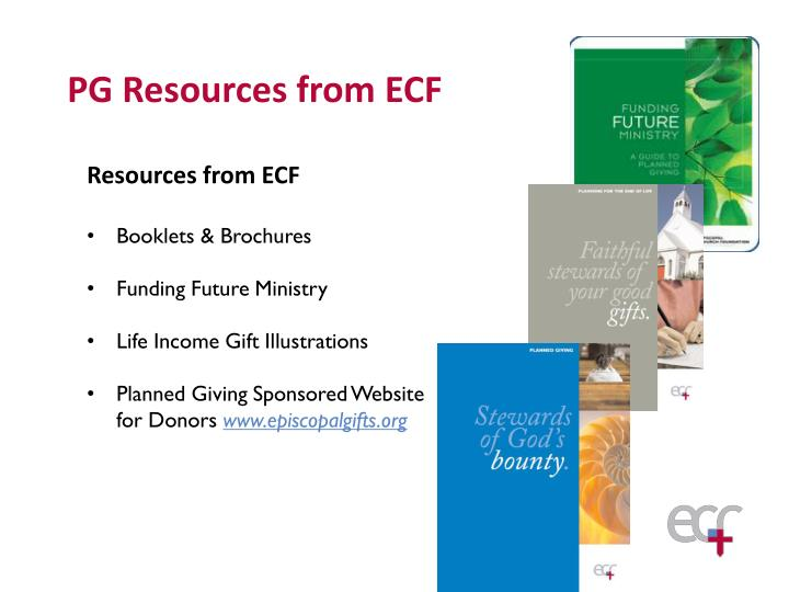 Resources from ECF