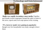 technology and entertainment1