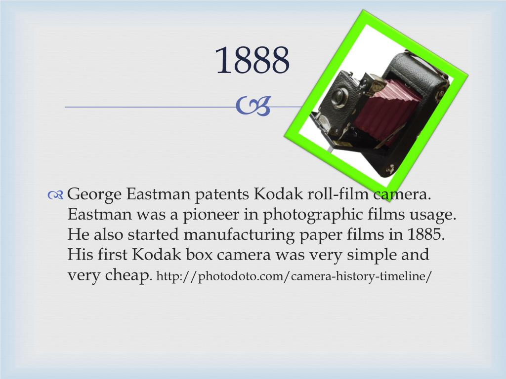 PPT - The Journey Through Video Production History