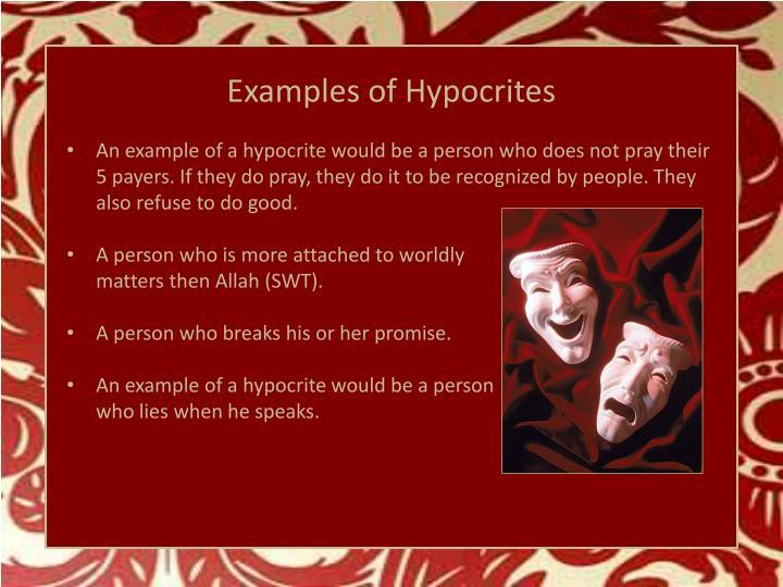 Ppt Hypocrisy Powerpoint Presentation Id2462756