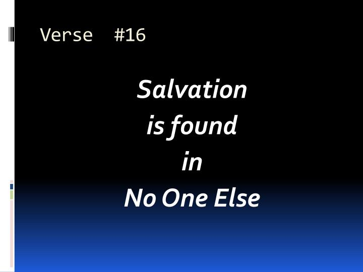 Verse  #16