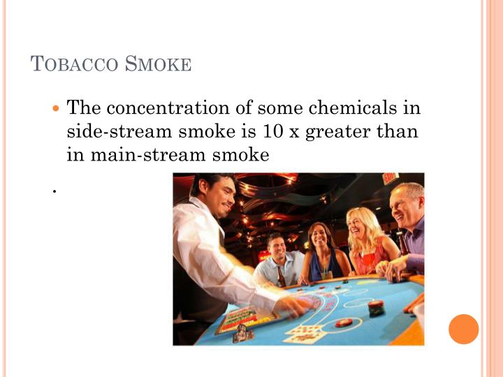 Tobacco Smoke