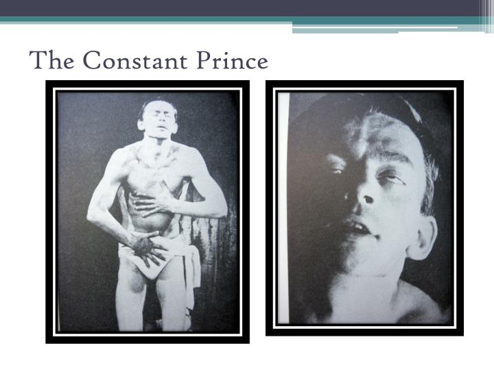 The Constant Prince