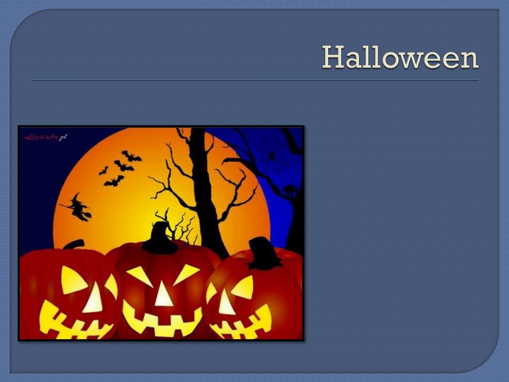 ppt halloween powerpoint presentation id 2464394