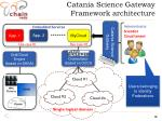 catania science gateway framework architecture