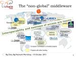 the non global middleware