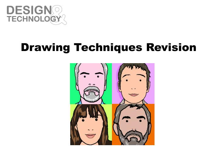 drawing techniques revision n.