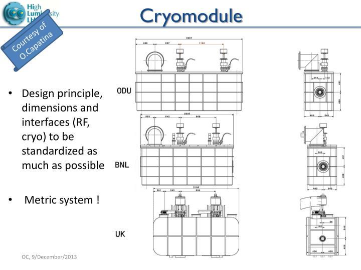 Cryomodule
