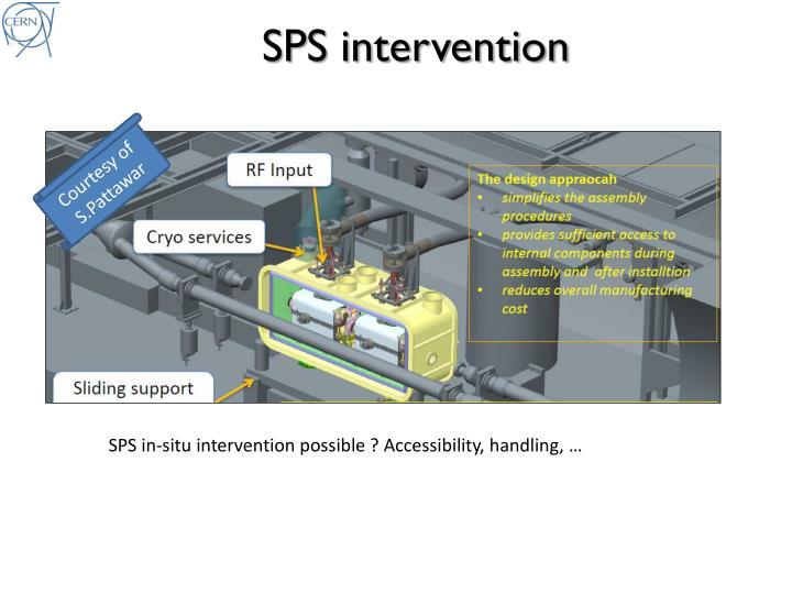 SPS intervention