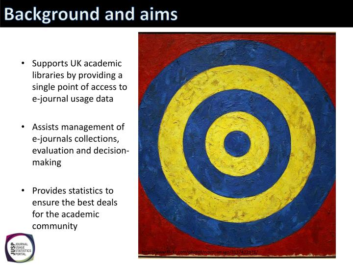 Background and aims