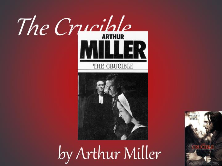 the allegorical portrayal of mccarthyism in the crucible a play by arthur miller Discuss allegory in the crucible by arthur miller with this lesson plan includes fun student activities for allegory, summary, themes, & character analysis for this well-known play create a five-act structure plot diagram of the crucible using storyboard that.