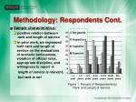 methodology respondents cont1