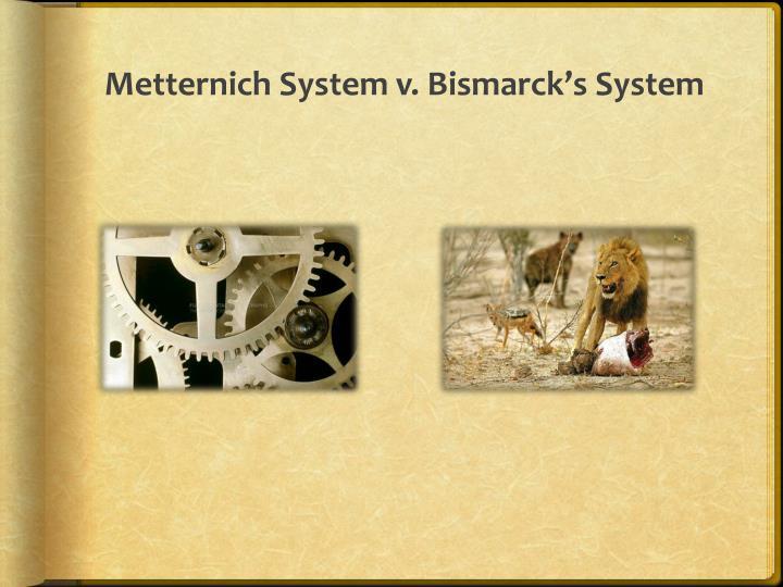 metternich system